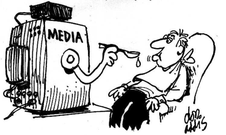 manipulation durch medien