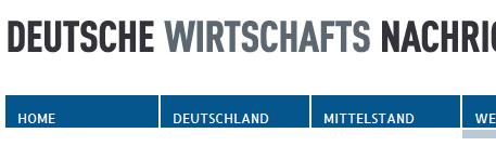 Deutsche Wirtschaftsnachichten